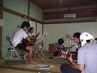 ギターパート